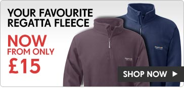 Your Favourite Regatta Fleece