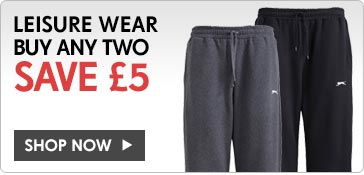 Leisure Wear Buy any Two Save 5
