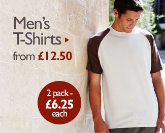 Men's T-Shirts from £12.50