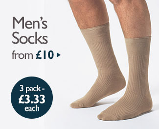 Men's Socks from £10