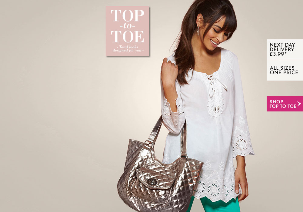Shop Top to Toe