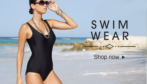 Swimwear - shop now >
