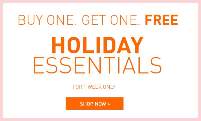 Shop Holiday Essentials >