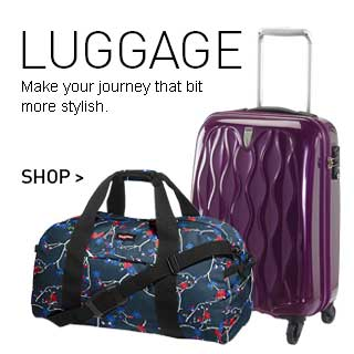Shop All Luggage >