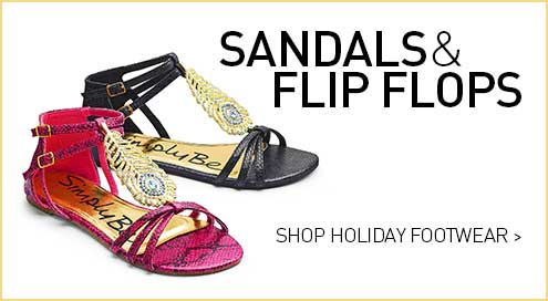 Shop Holiday Footwear >