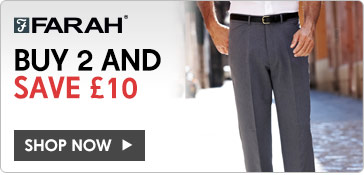 Farah Buy 2 and save £10 >