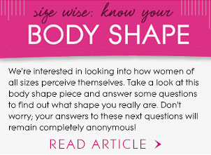 Size Wise: Know Your Body Shape