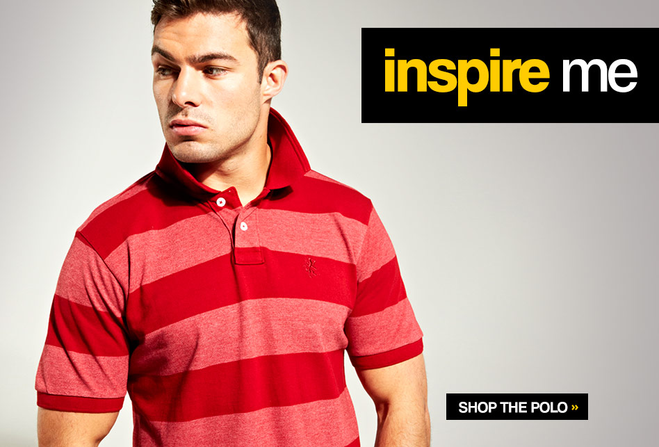 Inspire Me - Shop the Polo