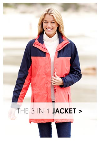 The 3-in-1 Jacket