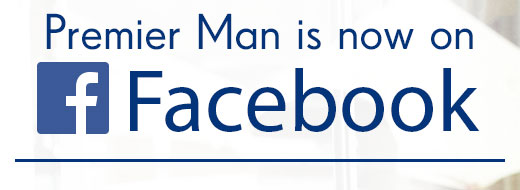 Premier Man is now on Facebook