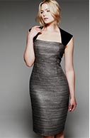 shop Project D London Belgravia Fitted Dress