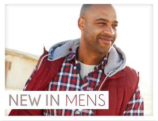 New in Mens >