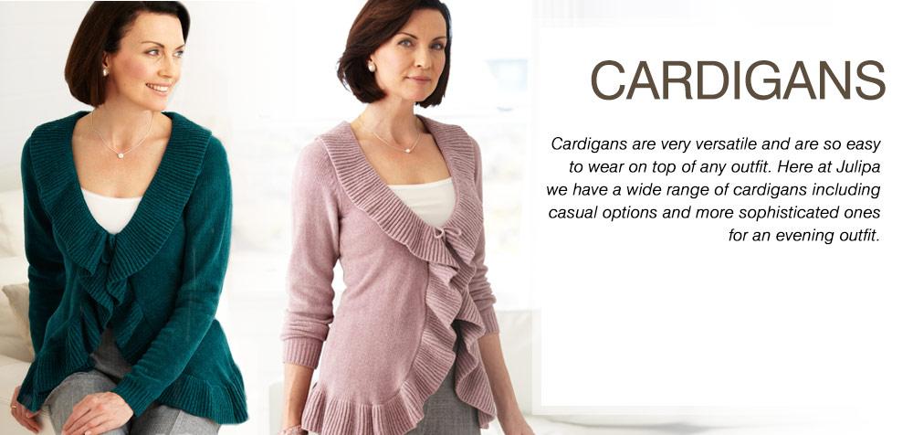 Cardigans >