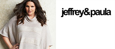 Shop Jeffrey & Paula Collection >