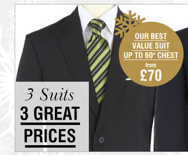 Our best value suit >