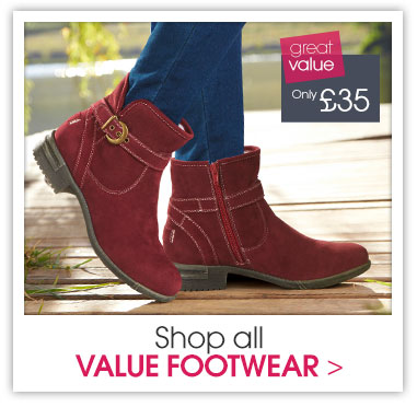 Shop all Value Footwear