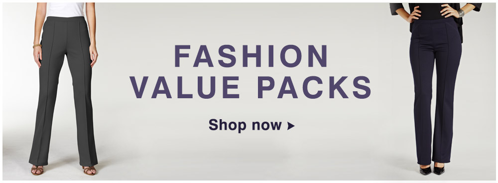 Fashion Value Packs