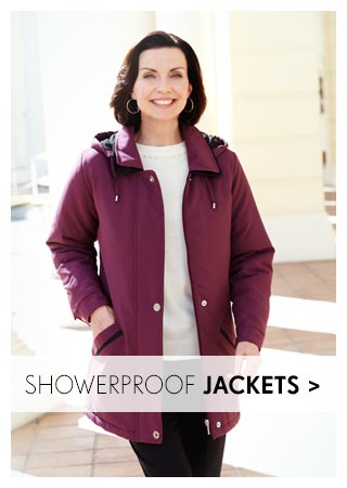 Showerproof Jackets