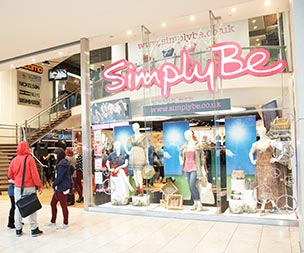 Simply Be & Jacamo - Gateshead