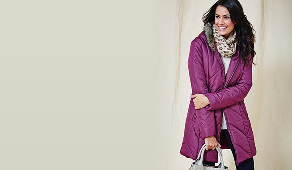Amazing Value - Coats £40 and Under >
