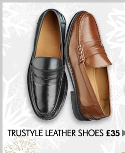 Trustyle Leather Shoes