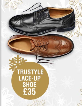 Trustyle Lace-up Shoe