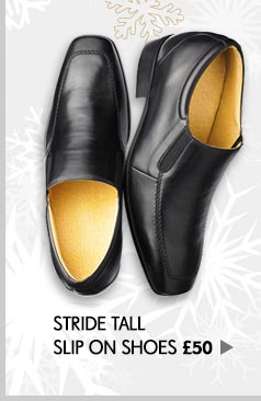 Stride Tall Slip On Shoes