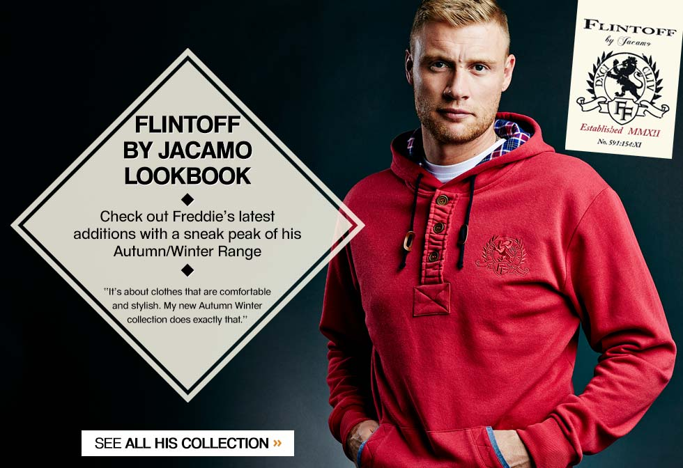 Flintoff by Jacamo - Shop the Collection