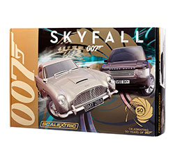 James Bond 007 Skyfall Scalextric