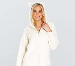 Cuddle Fleece Onesie