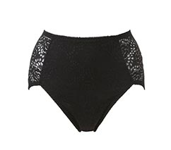 Lace Control Briefs - Pack of 3