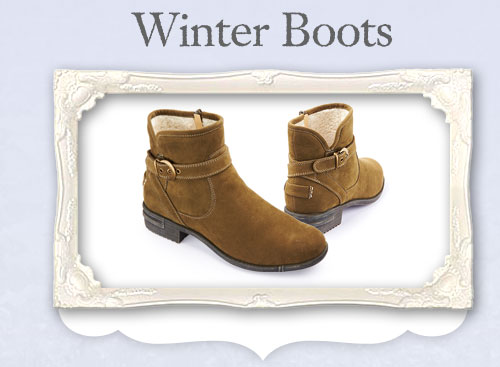 Shop Winter Boots >