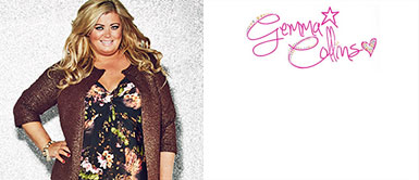 Shop Gemma Collins Collection >