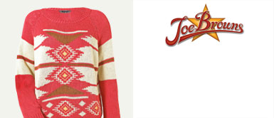 Shop Joe Browns Collection >
