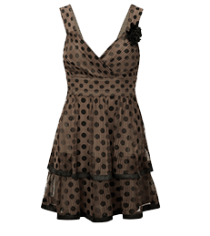 Joe Browns You Will Be Spotted Dress