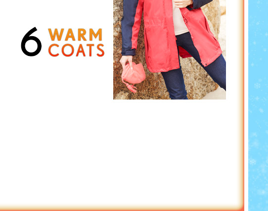 Shop Warm Coats >