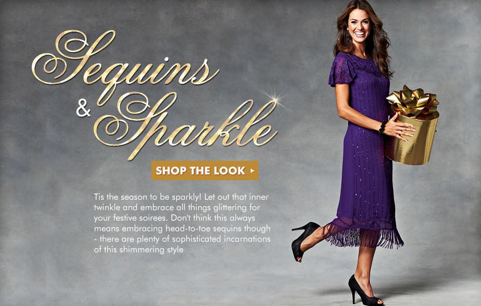 Sparkle & Sequins