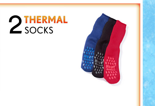 Shop Thermal Socks >