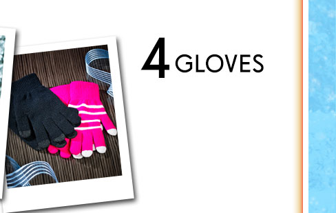 Shop Gloves >