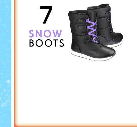 Shop Snow Boots >