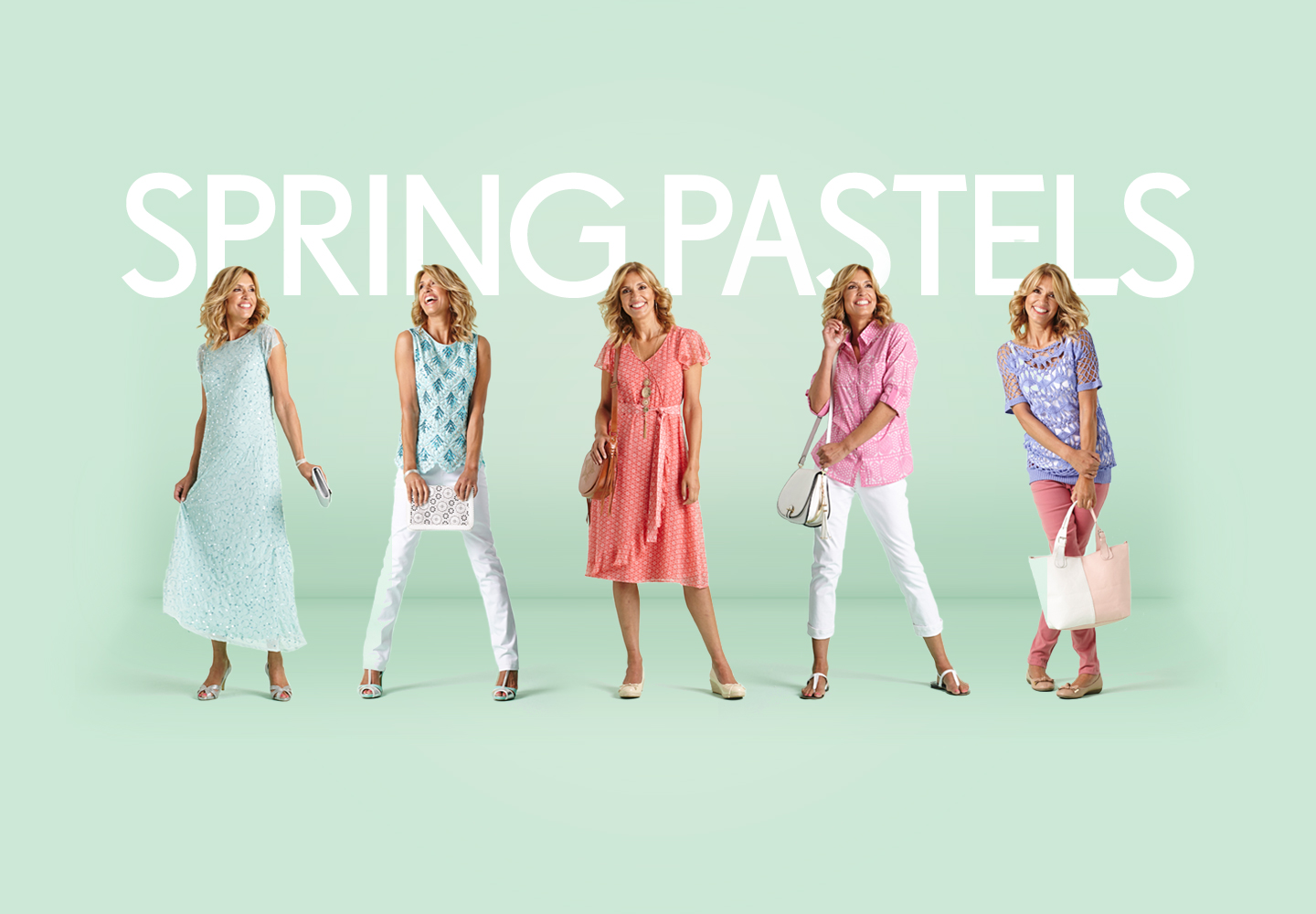 Inspire me with Spring Pastels