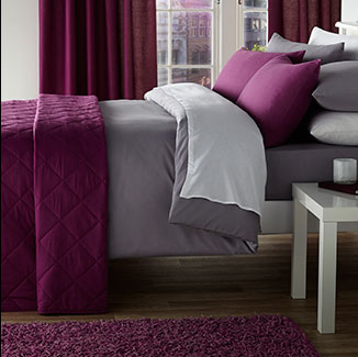 Huge range of bedding
