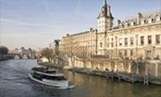 Scenic view of Paris