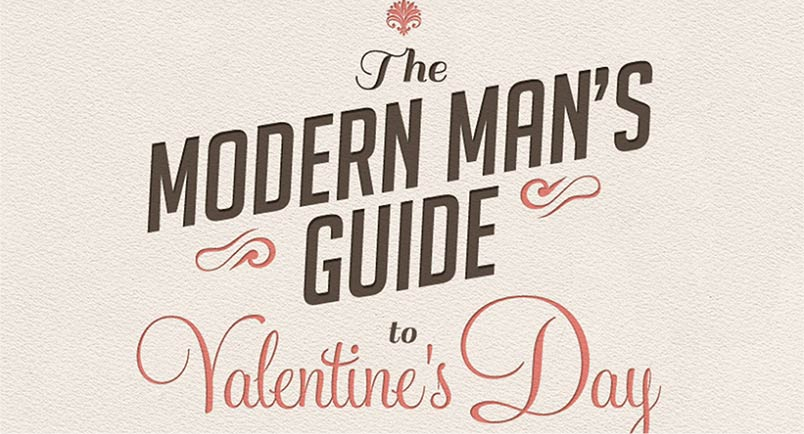 The Modern Man's Valentine's Day