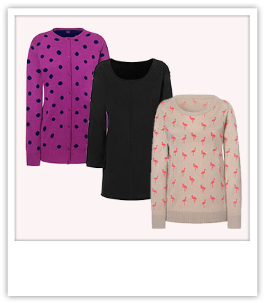 Knitwear - Buy 2, Save £4