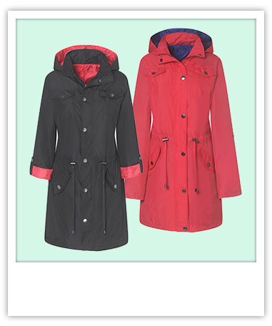 Coats & Jackets from £26