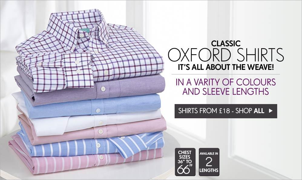 Classic Oxford Shirts