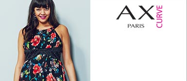Shop AX Paris Curve Collection >