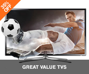 Great Value TVs