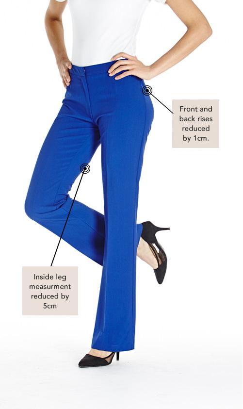 Shop Petite Trousers >